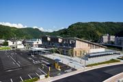 浜田図書館外観の写真1