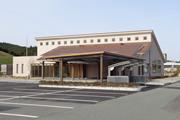 三隅図書室の外観写真1